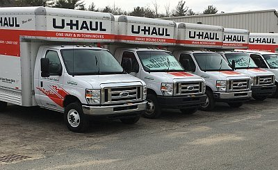 Moving Van Rentals in Boston MA