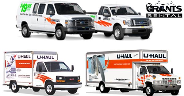 Moving Truck Rentals From U Haul Dealer In Massachusetts