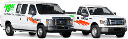 Van and Pickup Truck U-Haul Rentals