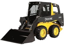 John Deere 318D Skid Steer Loader