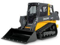 John Deere 323E Track Loader