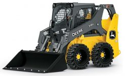 John Deere 318G Skid Steer Loader